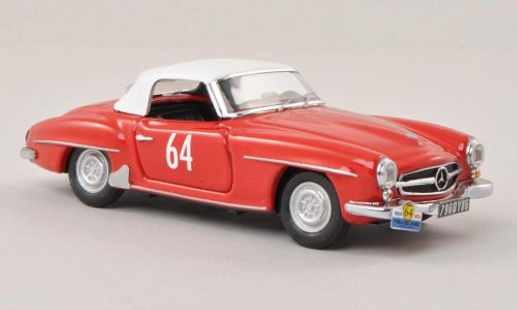 Mercedes 190 SL 1/43 Rio SL No.64 Tour de France 1956 /Laugle modellino in miniatura