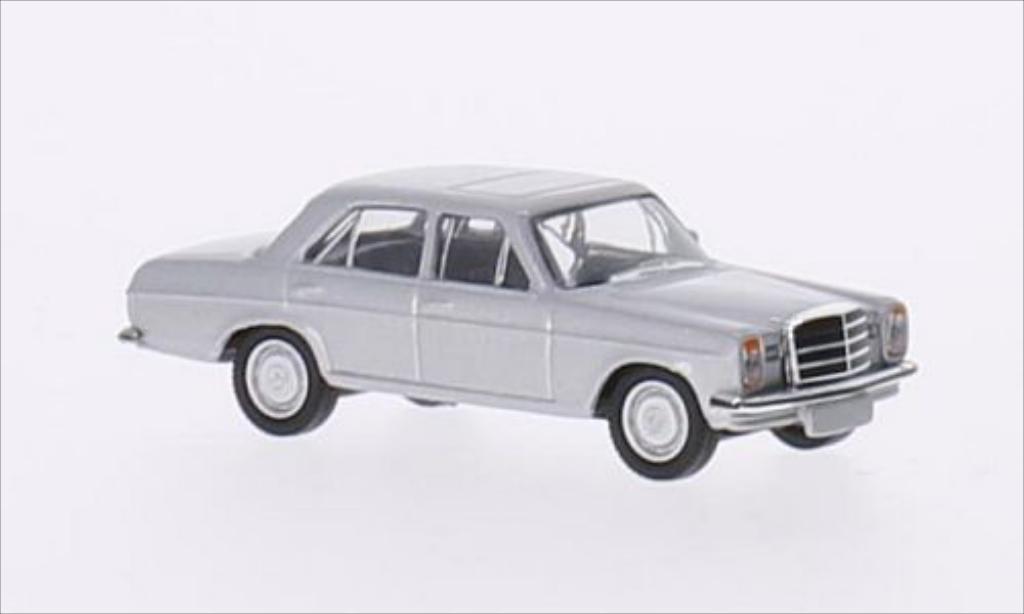 Mercedes 200 1/87 Schuco (W115) grise miniature