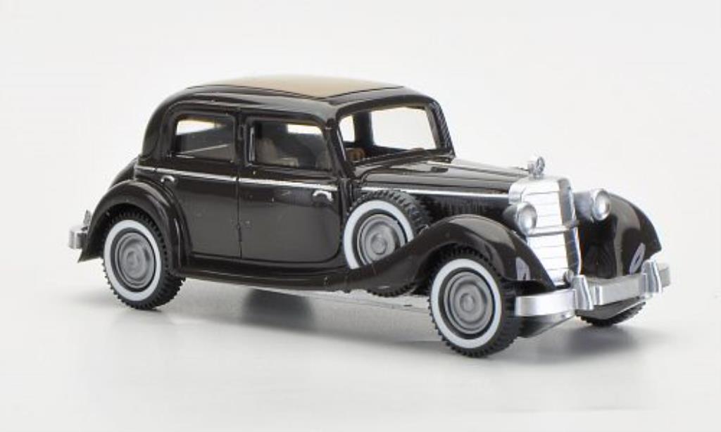 Mercedes 260 D 1/87 Wiking (W138) marron miniature