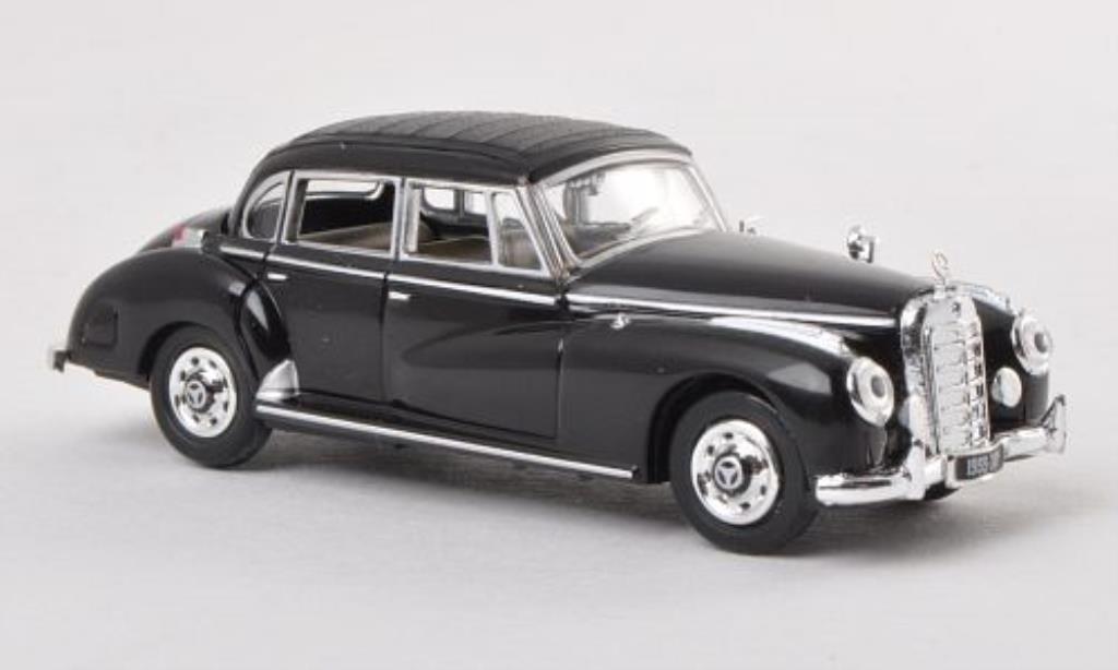 Mercedes 300 C 1/87 Ricko noire 1955 miniature