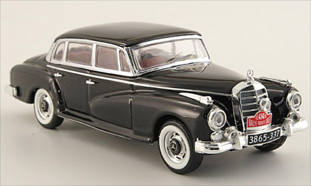 Mercedes 300 1/43 Rio d (W189) No.414 Rally Monte Carlo 1953 /Scheule miniature