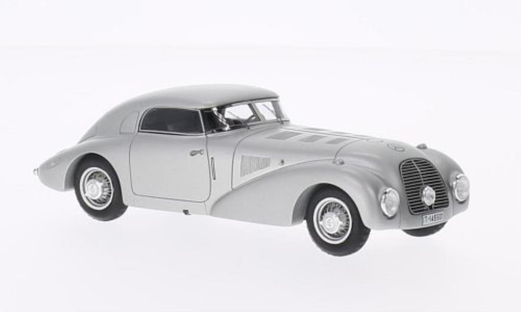 Mercedes 540 K 1/43 Spark Stromlinienwagen grise 1938 miniature