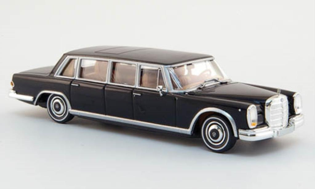 mercedes 600 pullman limousine black mcw diecast model car 1 87 buy sell diecast car on. Black Bedroom Furniture Sets. Home Design Ideas
