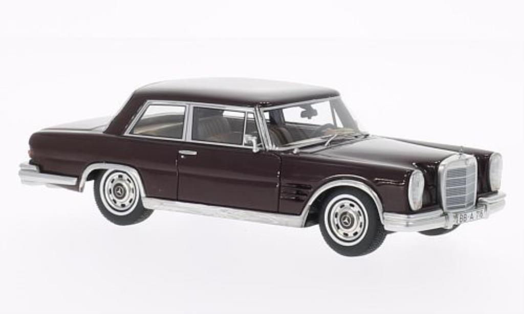 Miniature Mercedes Classe C  Coupe