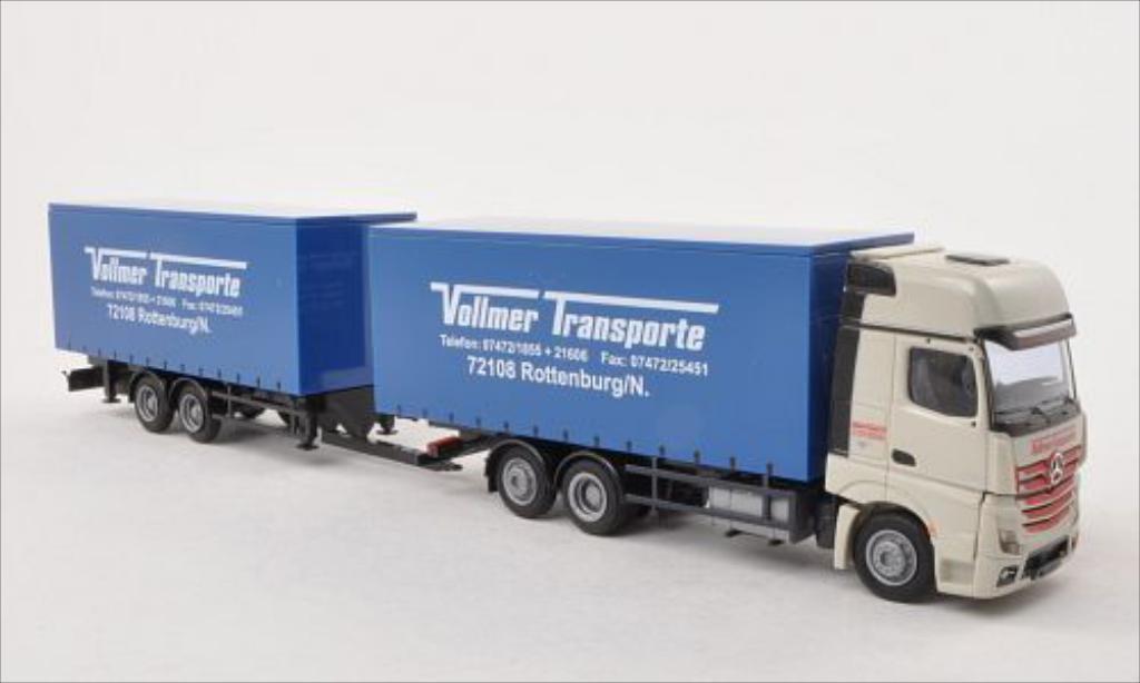 Mercedes Actros 1/87 AWM 2 Vollmer Giga.-G-KTaHZ