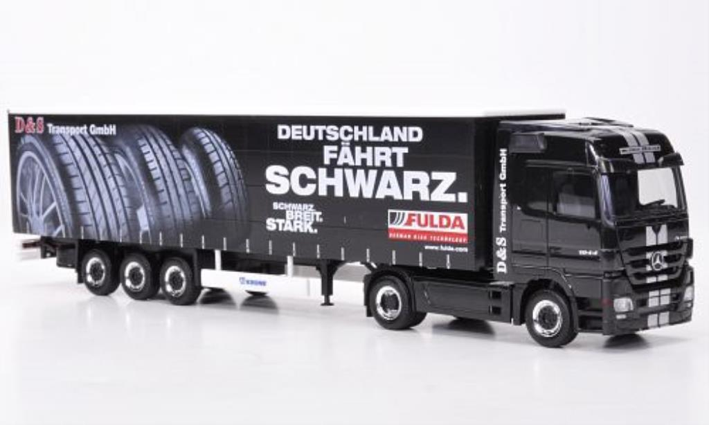 mercedes actros lh 08 gardinenplanen sz fulda herpa diecast model car 1 87 buy sell diecast. Black Bedroom Furniture Sets. Home Design Ideas