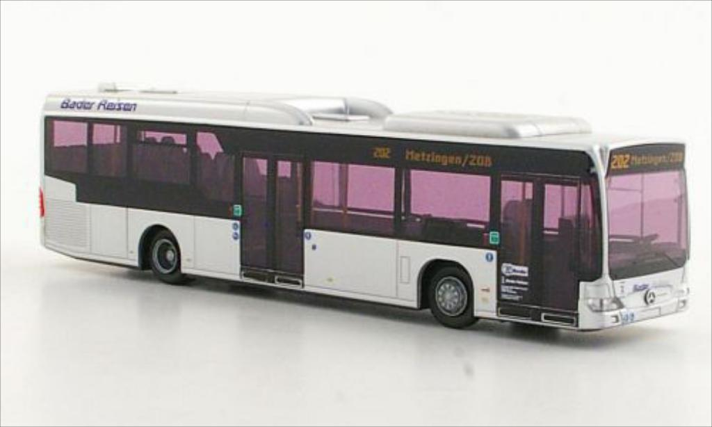 Mercedes Citaro 1/87 AWM LE Bader Reisen miniature