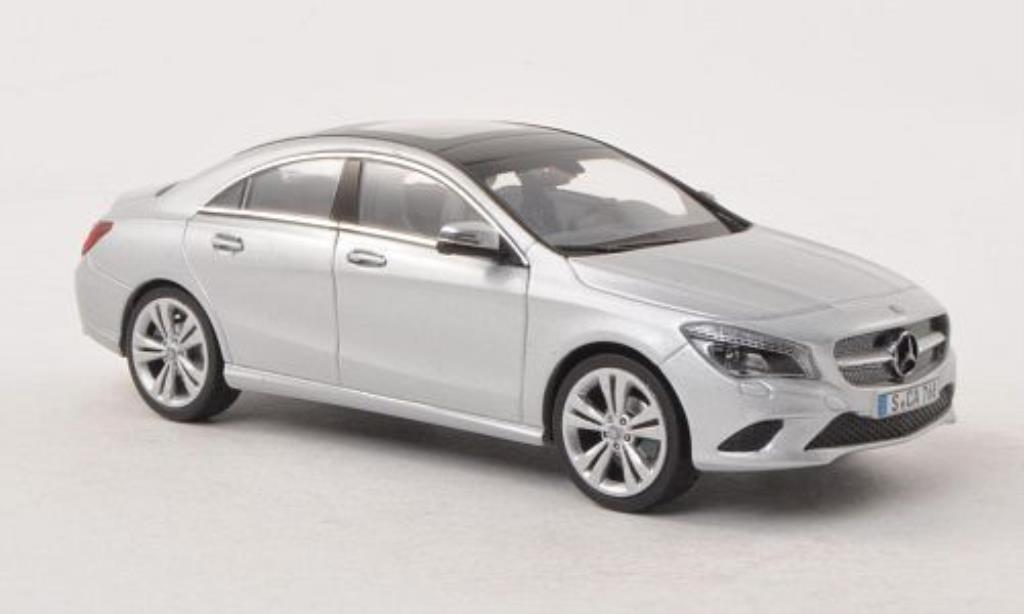 Mercedes CLA (C117) gray Schuco. Mercedes CLA (C117) gray miniature 1/43