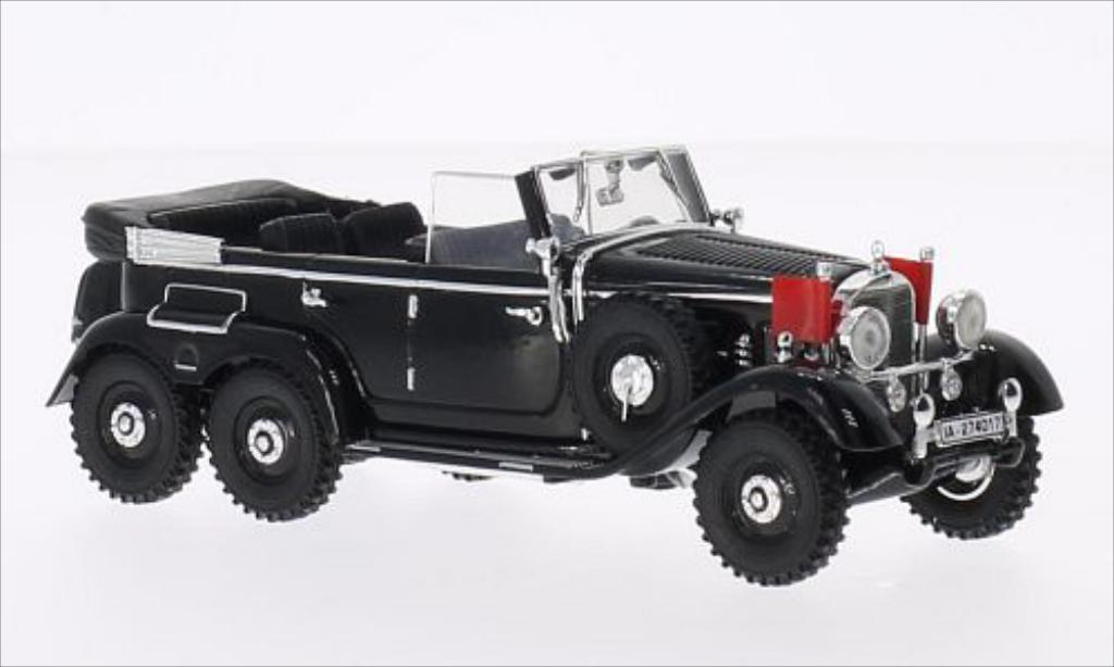 Mercedes G4 1/43 Signature black 1938 diecast model cars