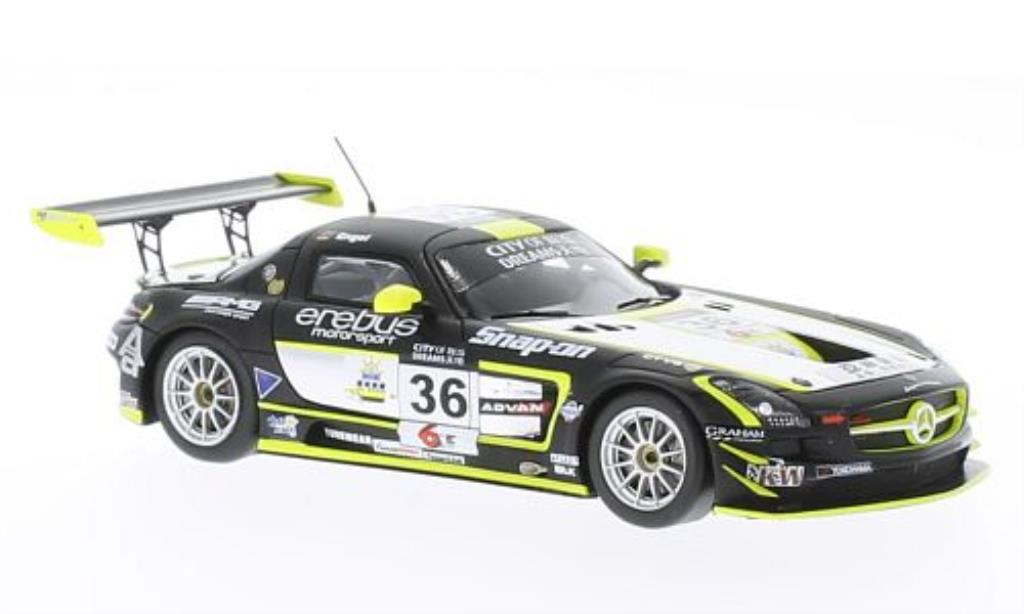 Mercedes SLS 1/43 Spark AMG GT3 No.36 City of Dreams Macau GT Cup 2013 miniature