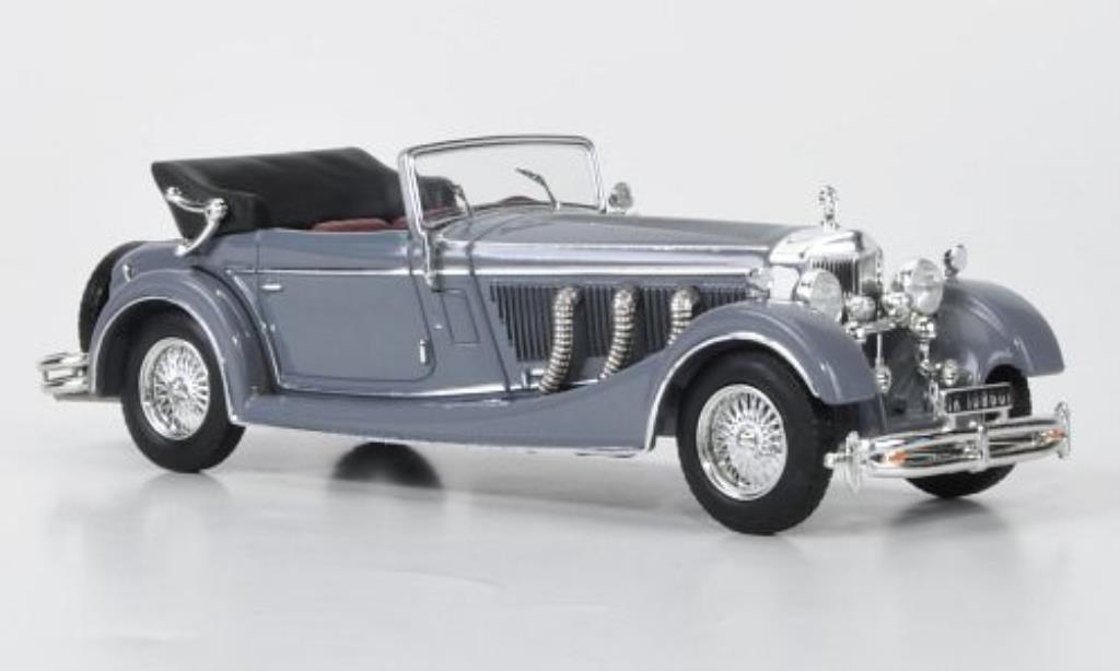 Mercedes SS 1/43 IXO grise 1933 miniature
