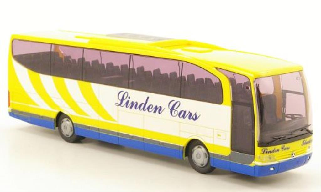 Mercedes Travego 1/87 Rietze Linden Cars (SM-B) miniature