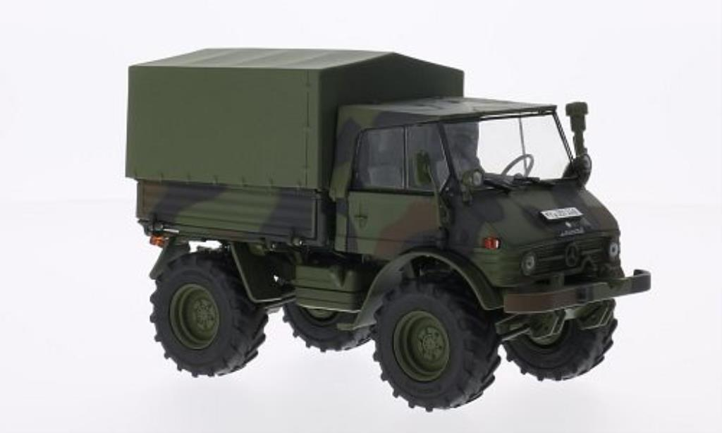 mercedes unimog 406 u84 bundeswehr flecktarn weise diecast model car 1 32 buy sell diecast. Black Bedroom Furniture Sets. Home Design Ideas