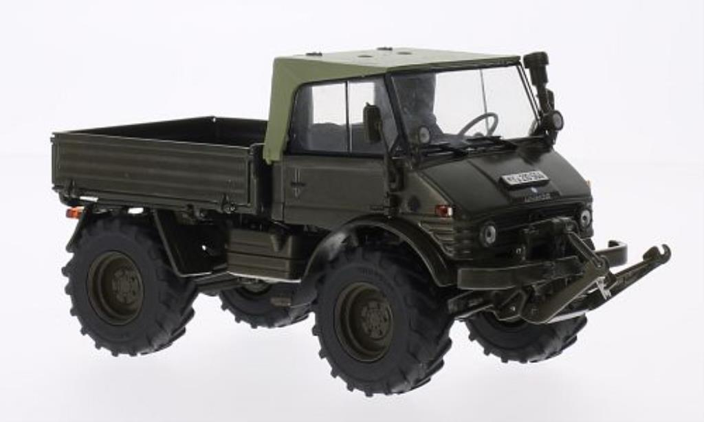 mercedes unimog 406 u84 bundeswehr oliv weise diecast model car 1 32 buy sell diecast car on. Black Bedroom Furniture Sets. Home Design Ideas
