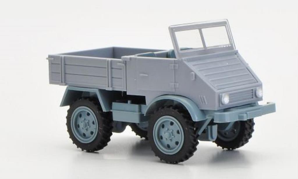 Mercedes Unimog 1/87 Wiking U 411 Schweizer Militar miniature