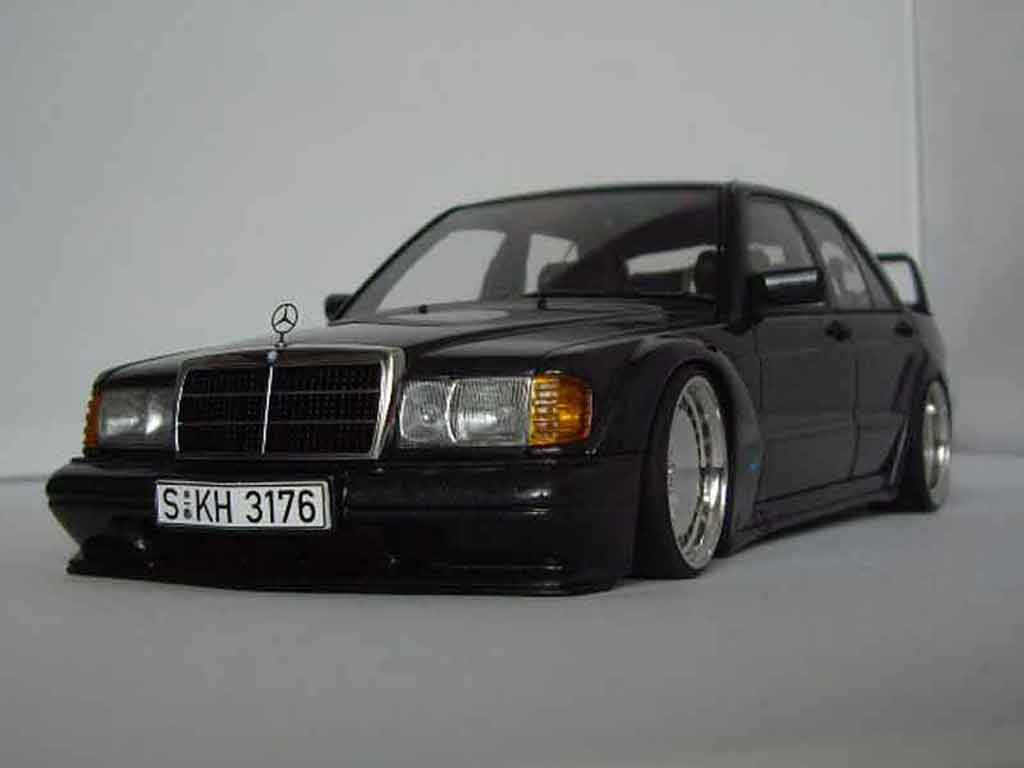 Mercedes 190 Evo 1/18 Autoart 2.5 16 tuning diecast model cars