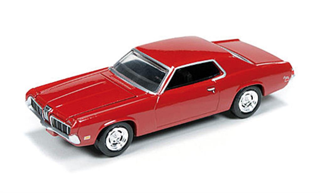 mercury cougar rojo 1970 mcw coches miniaturas 1 64 comprar venta coches miniaturas en coches. Black Bedroom Furniture Sets. Home Design Ideas