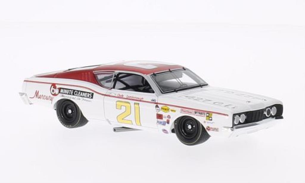Mercury Cyclone 1/43 Spark No.21 Daytona 500 1968 miniature