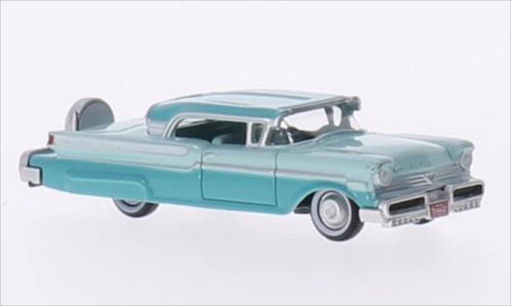 Mercury Turnpike 1/87 Oxford bleu/turkis 1957 miniature