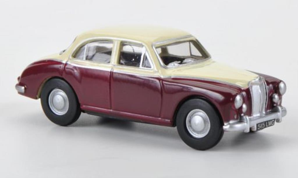 MG ZB 1/76 Oxford rouge/beige miniature