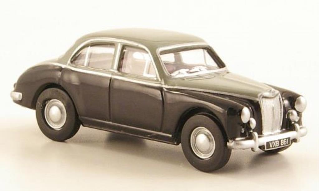 MG ZB 1/76 Oxford noire/grise miniature