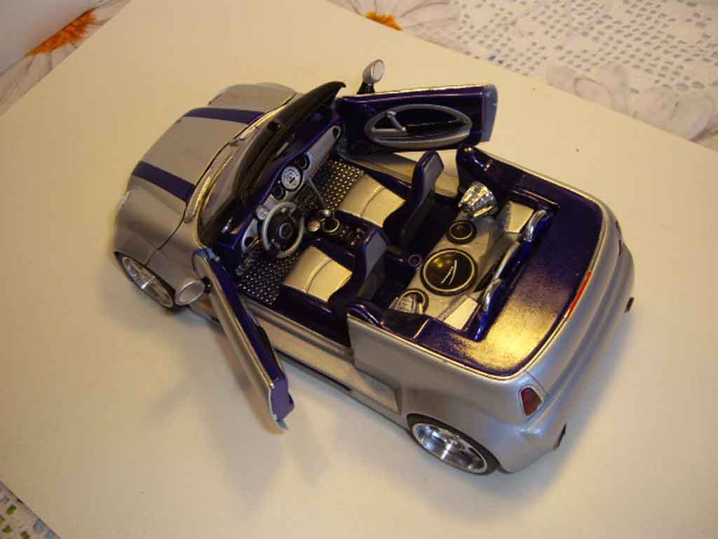 Mini Cooper S 1/18 Welly kit carrosserie complet koenigseder