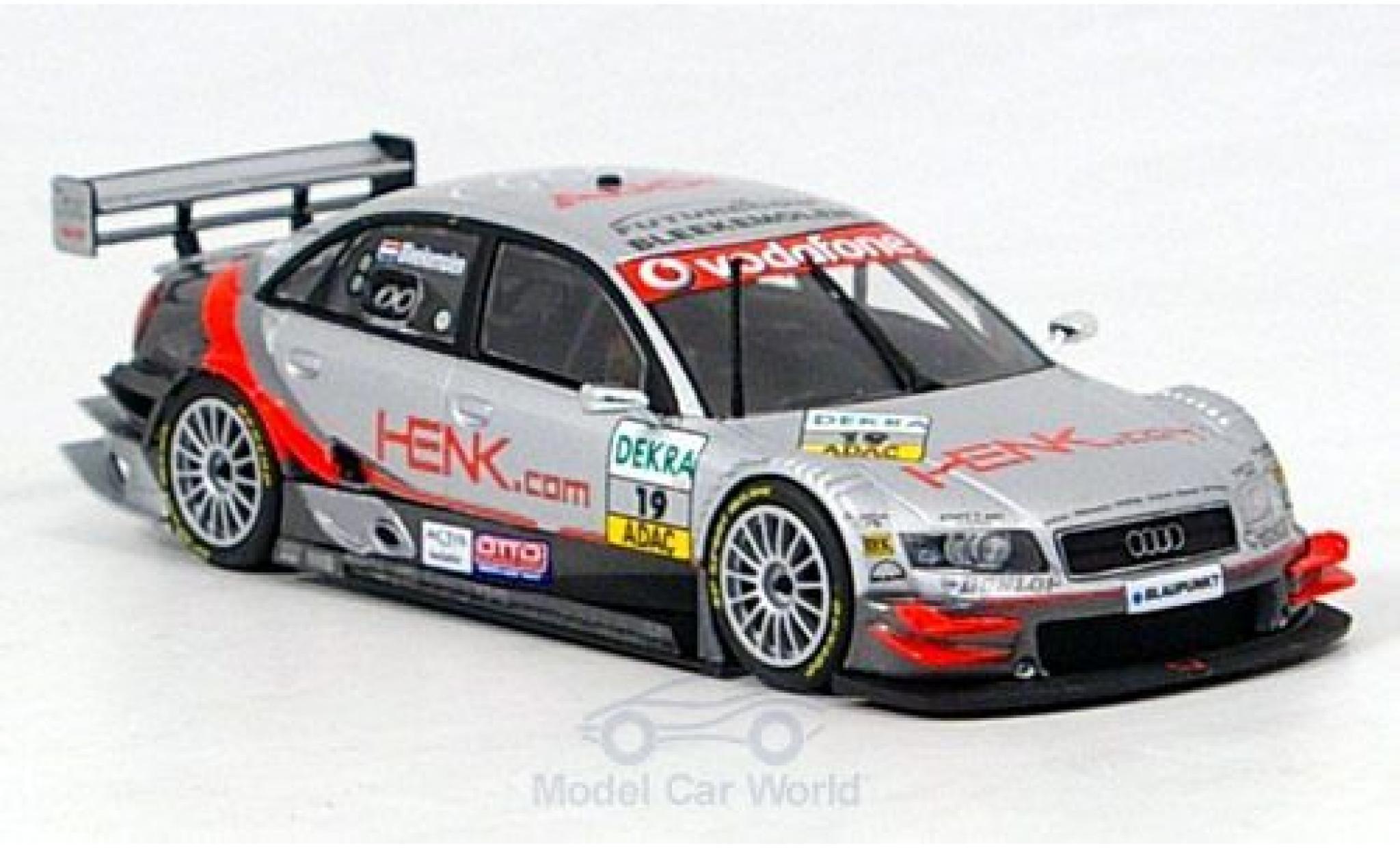 Audi A4 DTM 1/43 Minichamps No.19 Team Midland 2006 J.Bleekemolen