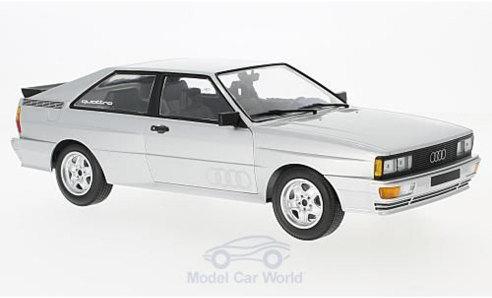 Audi Quattro 1/18 Minichamps quattro grey 1980