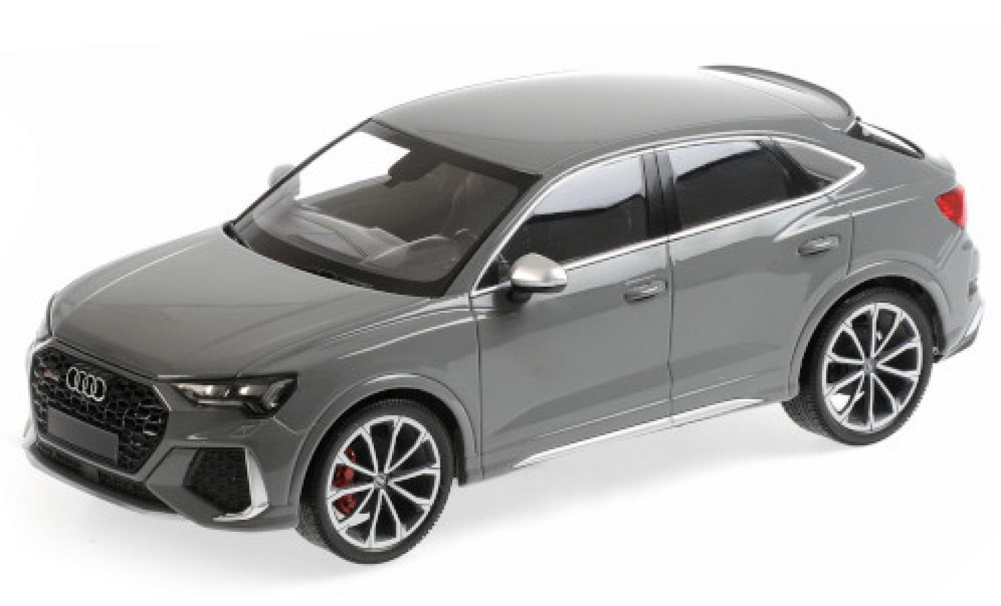 Audi RS Q3 1/18 Minichamps RSQ3 grey 2019