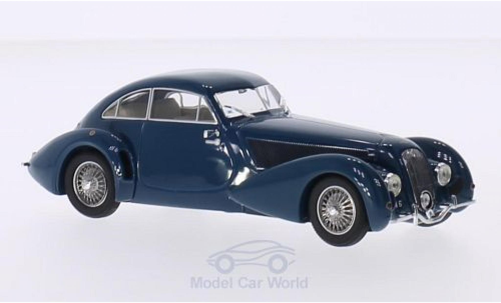 Bentley Embiricos 1/43 Minichamps bleue RHD 1939
