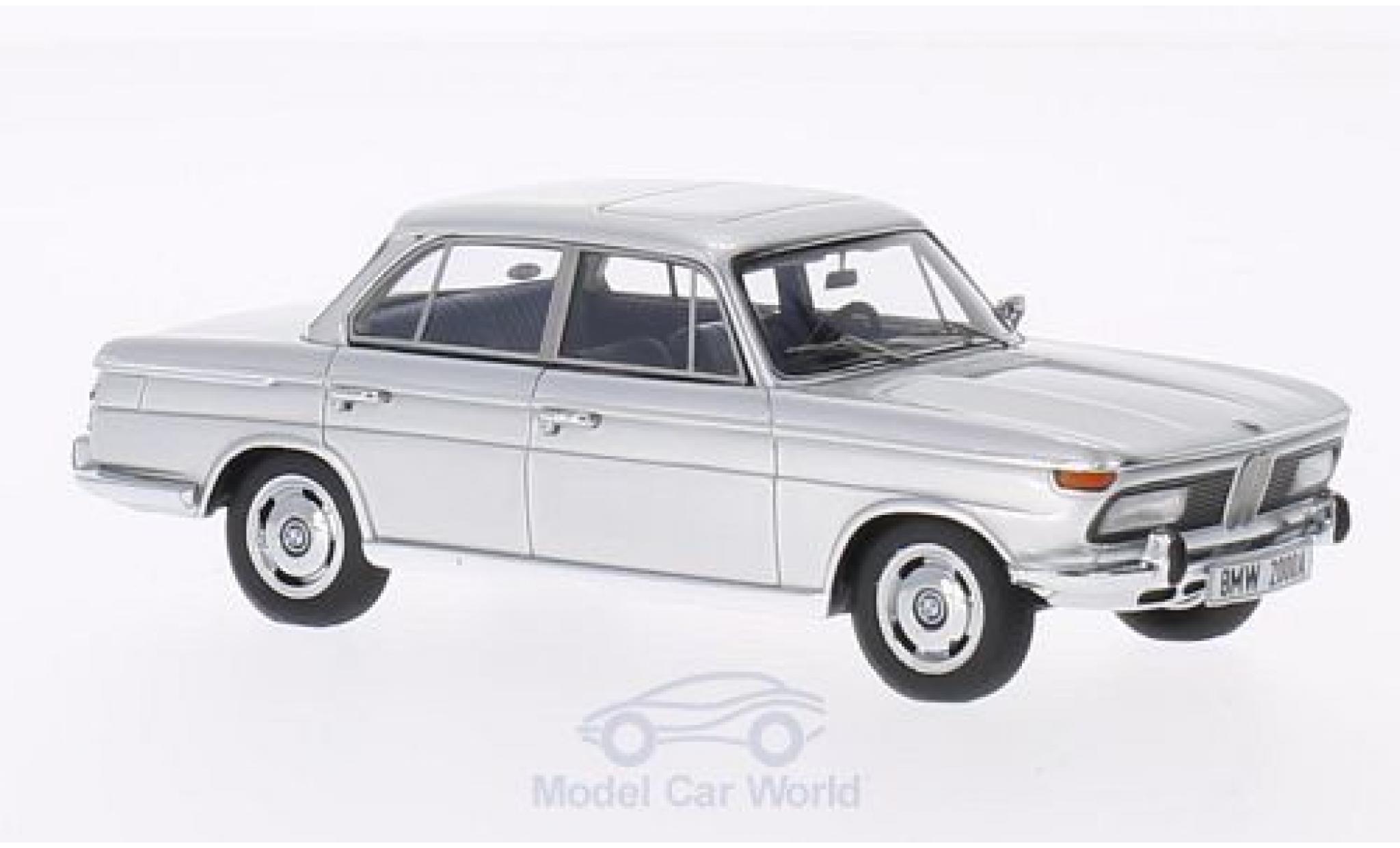 Bmw 2000 1/43 Minichamps A grise 1962