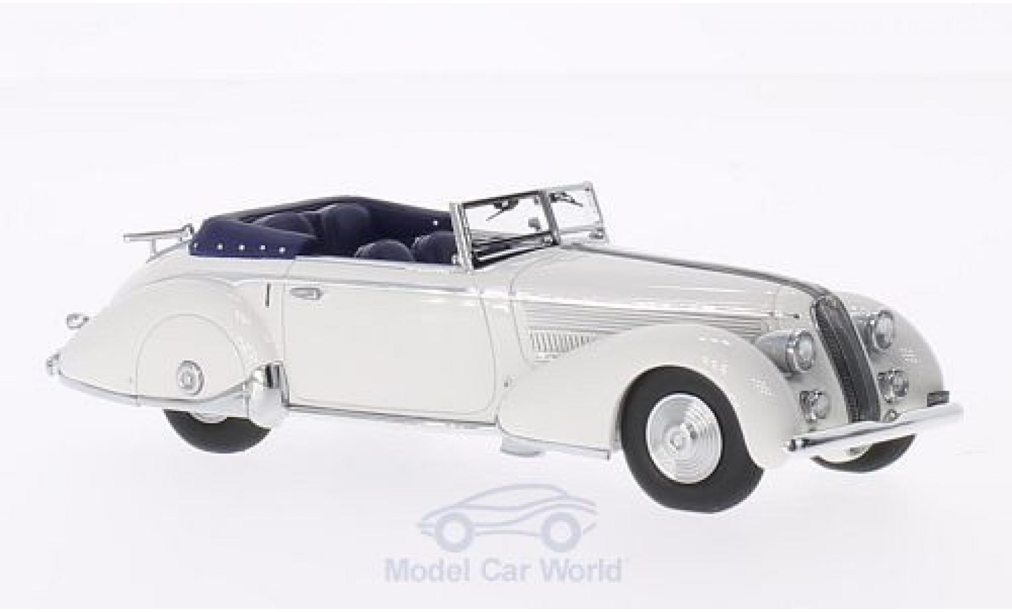 Lancia Astura 1/43 Minichamps Tipo 233 Corto blanche 1936 Fist Class Collection
