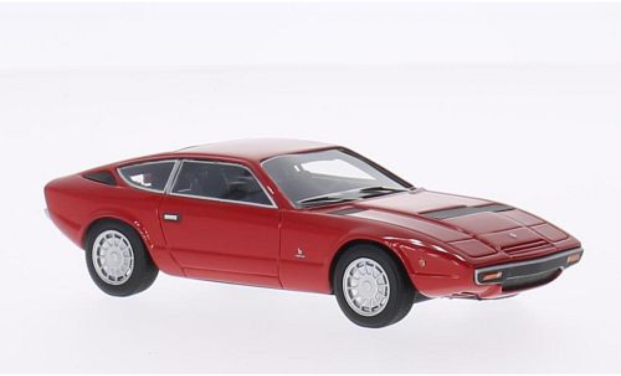 Maserati Khamsin 1/43 Minichamps rouge 1977