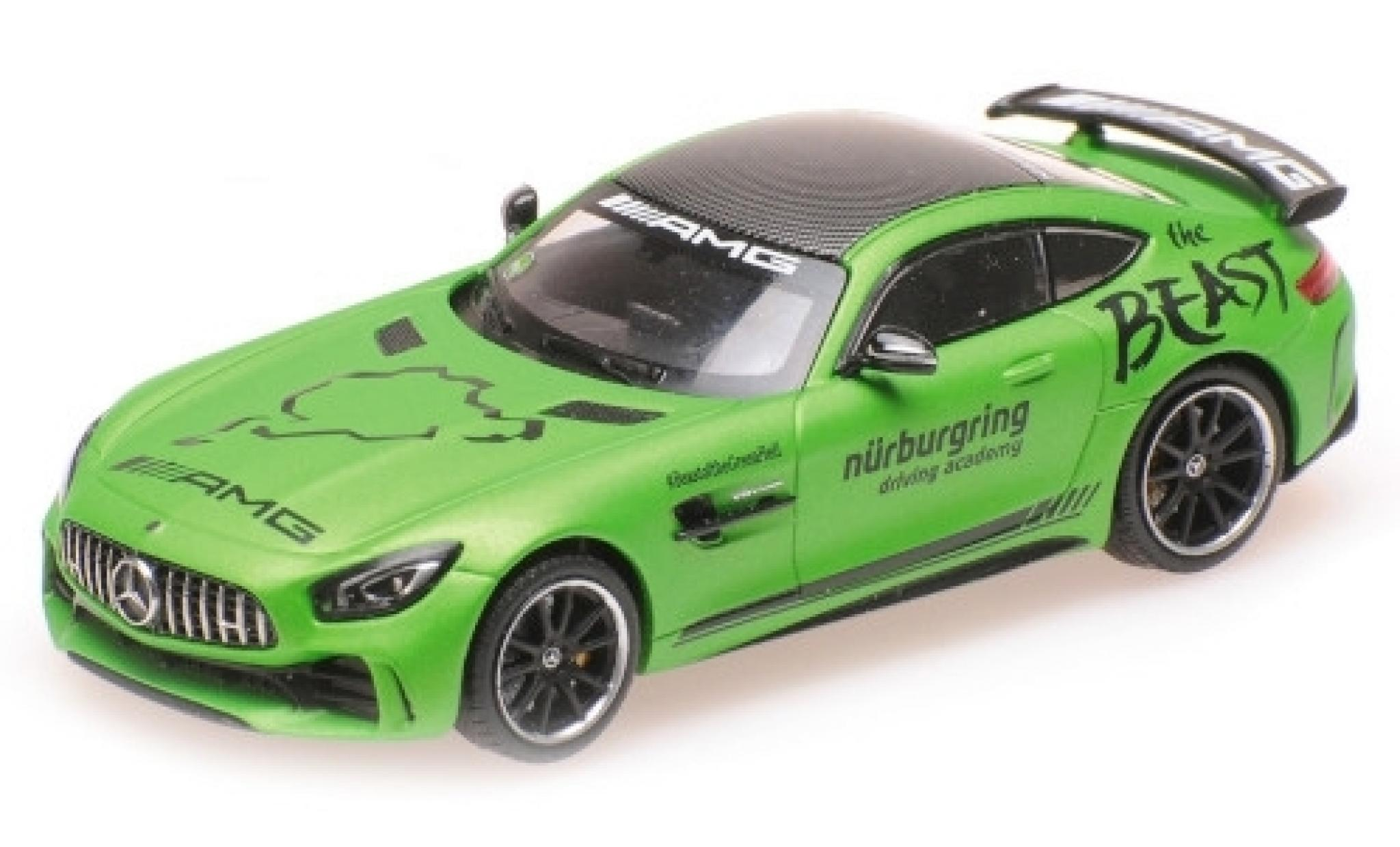 Mercedes AMG GT 1/43 Minichamps -R Ringtaxi - The Beast 2018 Beast of the Green Hell