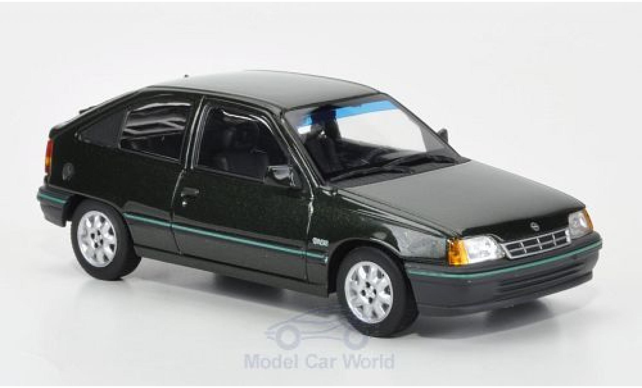 Opel Kadett 1/43 Minichamps E Dream metallic green 1989