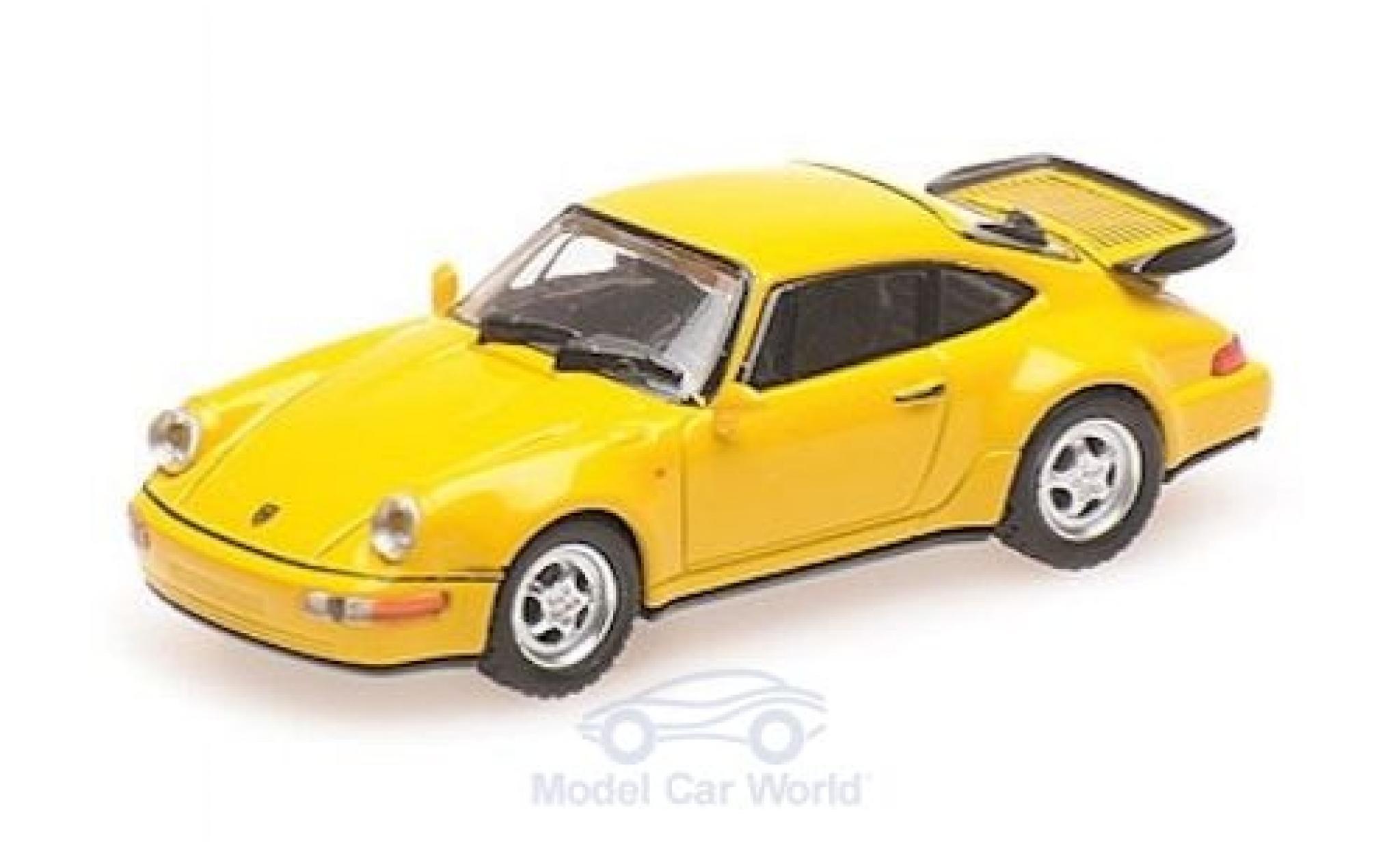 1:87 Porsche 964 Turbo Welly