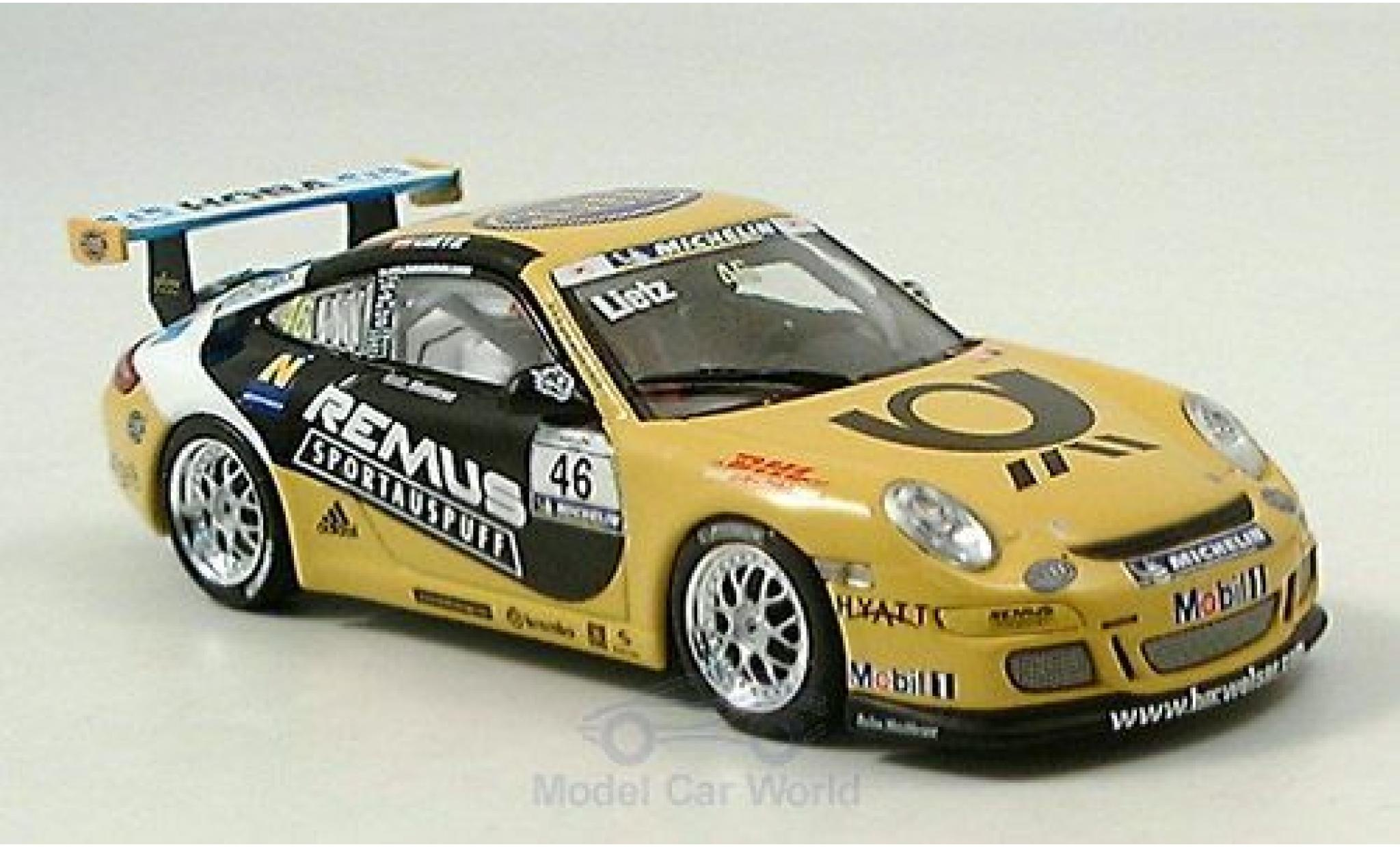 Porsche 911 SC 1/43 Minichamps GT3 No.46 Tolimit Motorsport Post R.Lietz