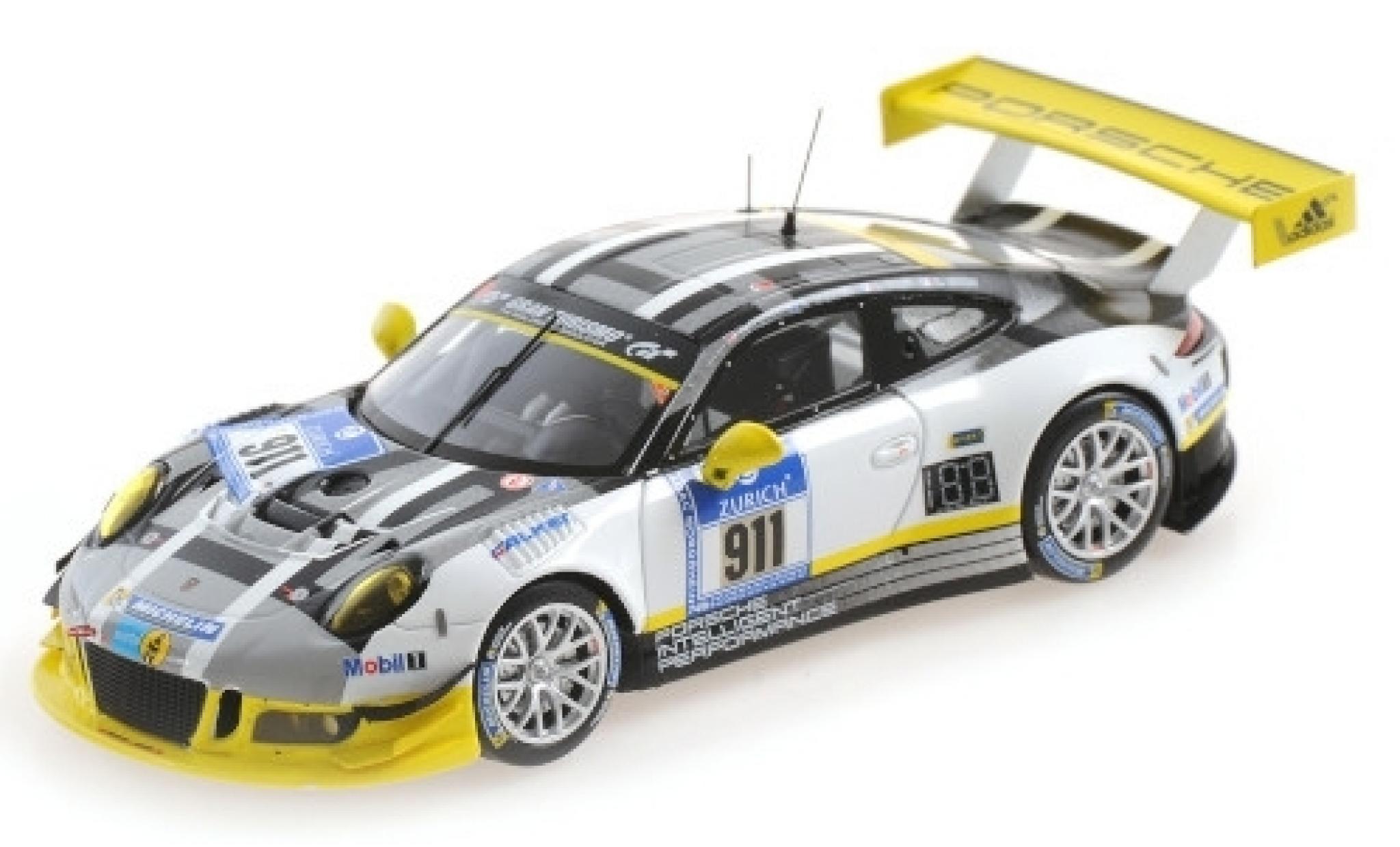 Porsche 991 GT3 R 1/43 Minichamps 911  No.11 24h Nürburgring 2016 N.Tandy/E.Bamber/P.Pilet/K.Estre