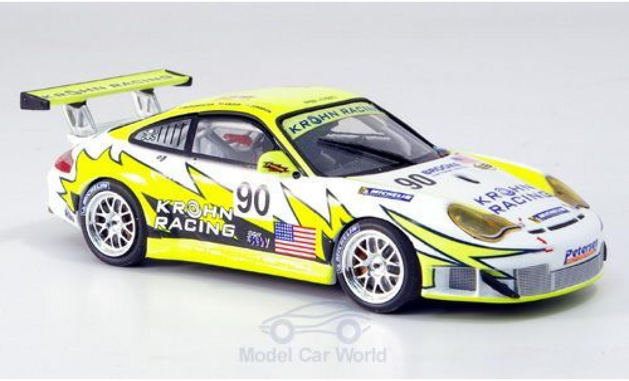 Porsche 911 SC 1/43 Minichamps GT3 RSR No.90 White Lightning Racing Bergmeister/Jönsson/Krohn