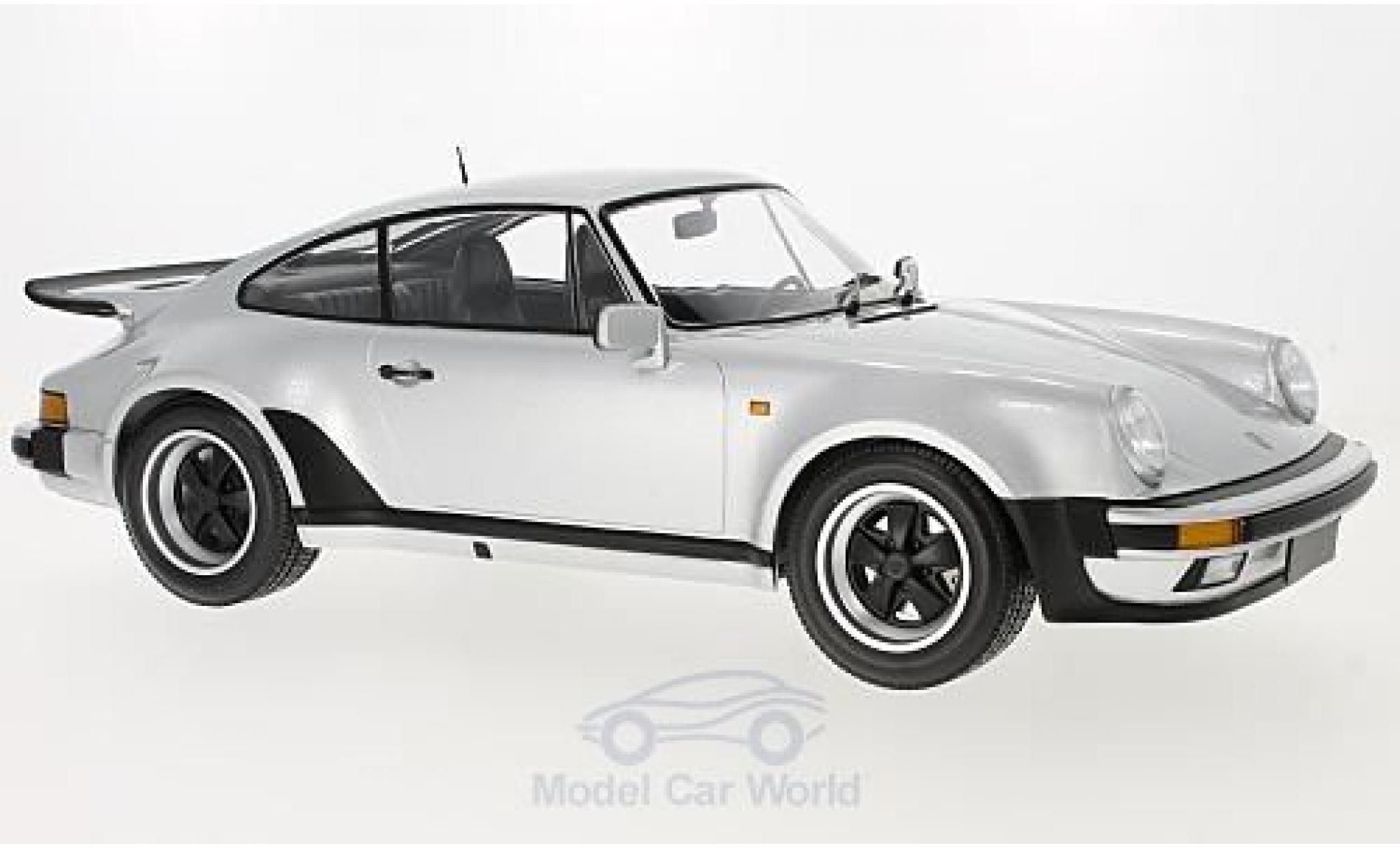 Porsche 930 Turbo 1/12 Minichamps 911 grey 1977