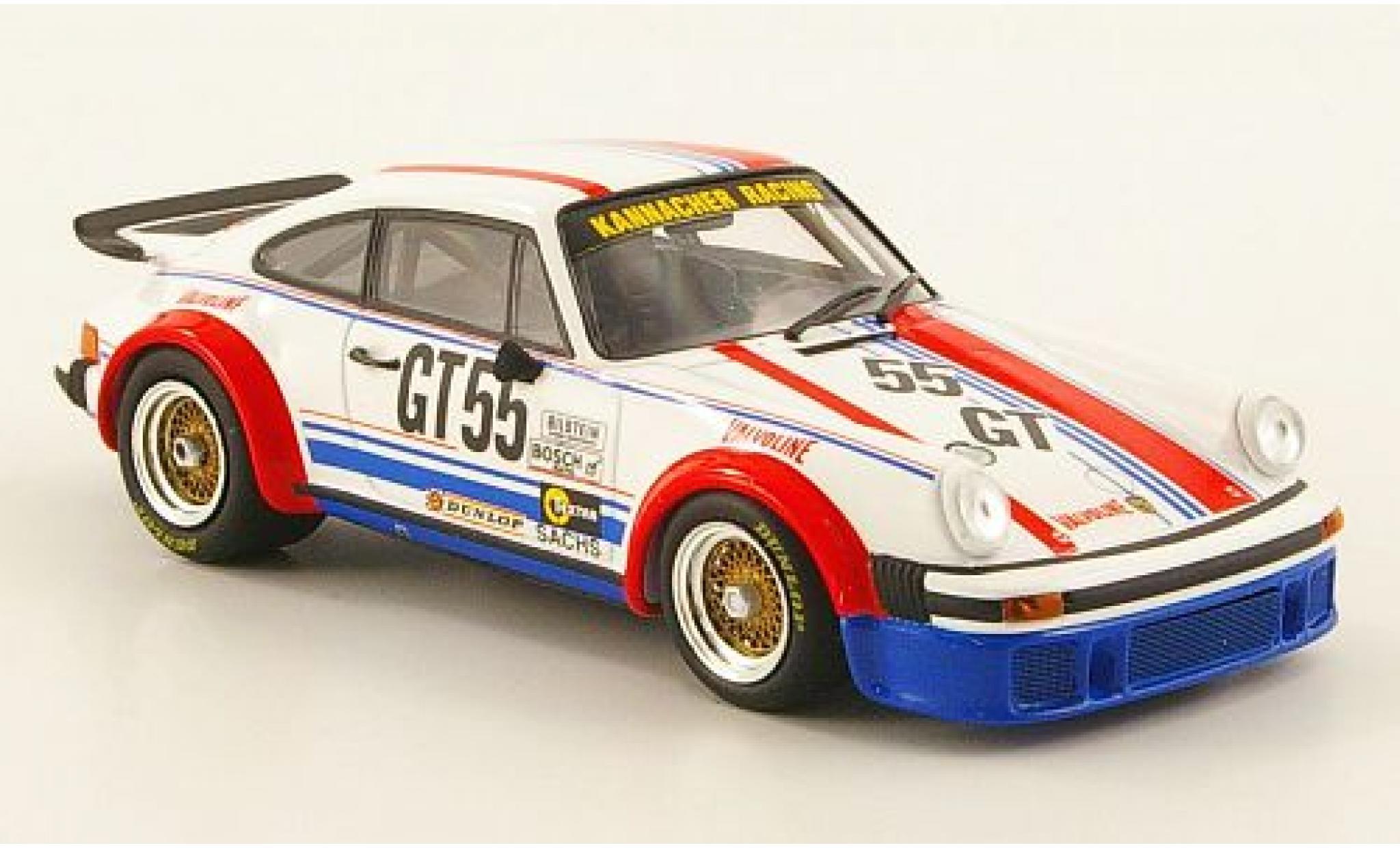 Porsche 934 1976 1/43 Minichamps No.55 Valvoline ADAC 300 Km EGT E.Sindel