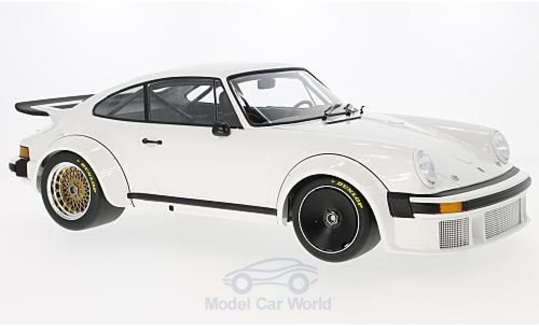 Porsche 934 1976 1/12 Minichamps blanche