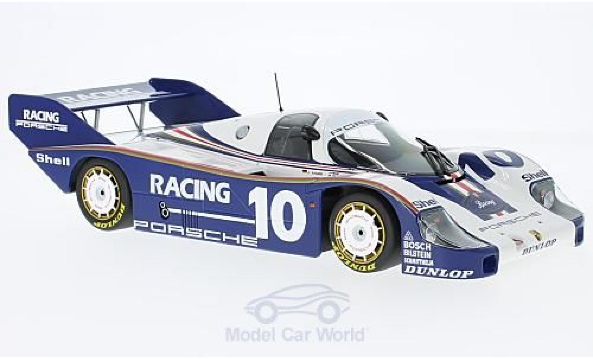 Porsche 956 1982 1/18 Minichamps K No.10 Racing 200 Meilen von Nürnberg 1982 J.Mass
