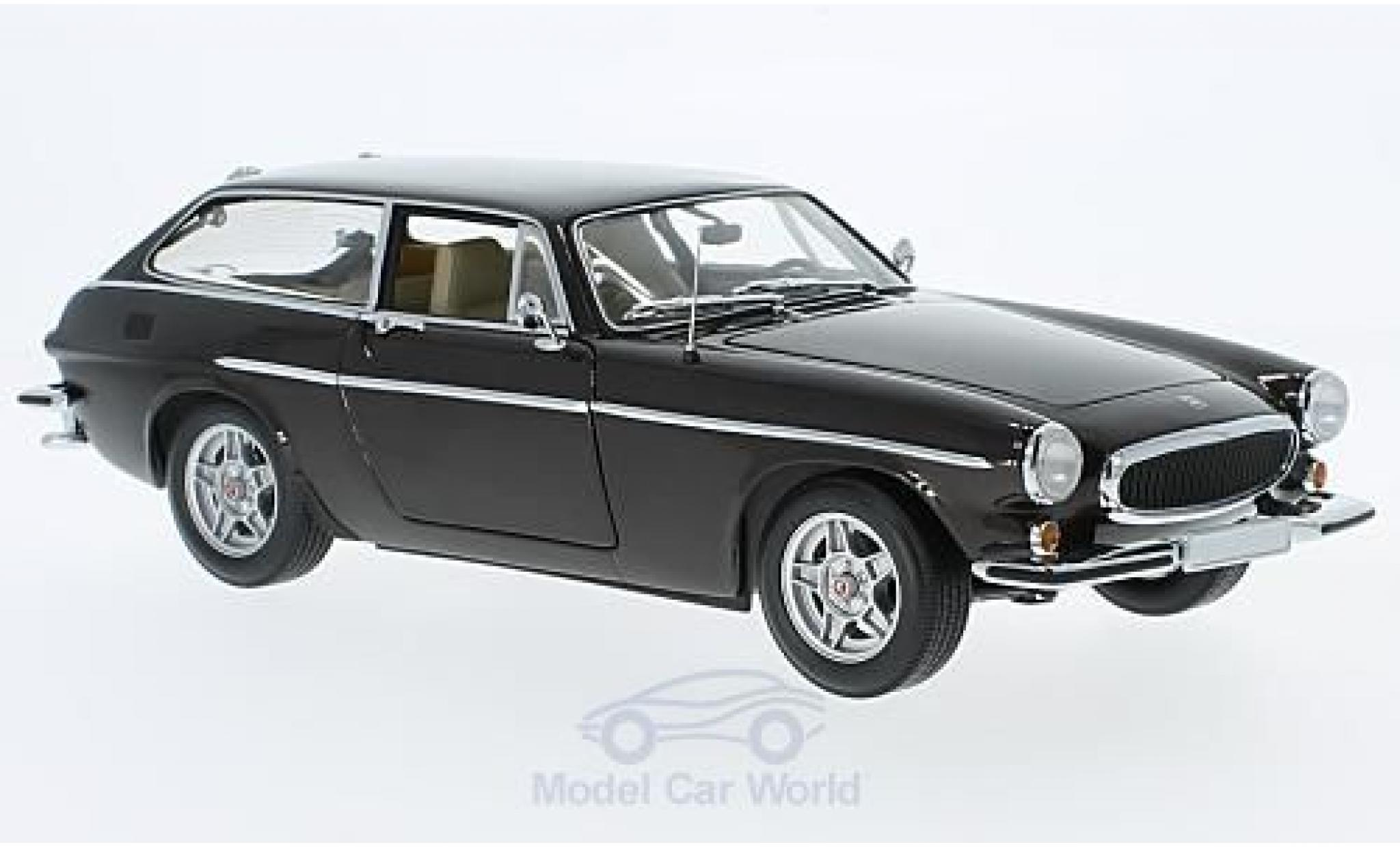 Volvo P1800 1/18 Minichamps ES metallic-marron 1971