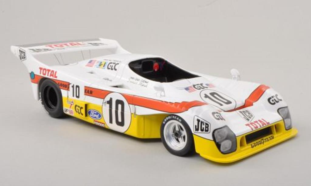 Mirage GR8 1/18 Spark No.10 Total 24h Le Mans 1976 miniature