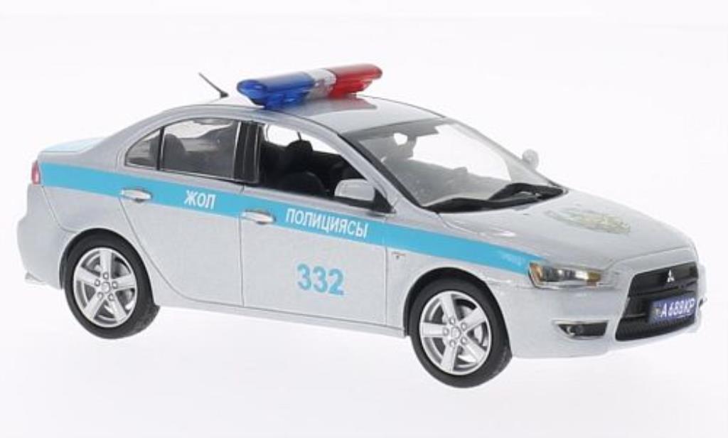Mitsubishi Lancer 1/43 Vitesse Kazakhstan Police miniature