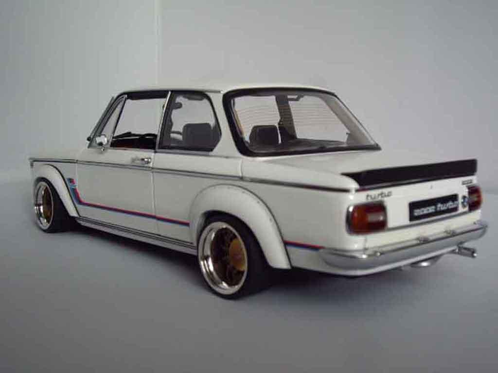 Bmw 2002 Turbo Turbo Wheels Bbs Kyosho Diecast Model Car 1 18 Buy