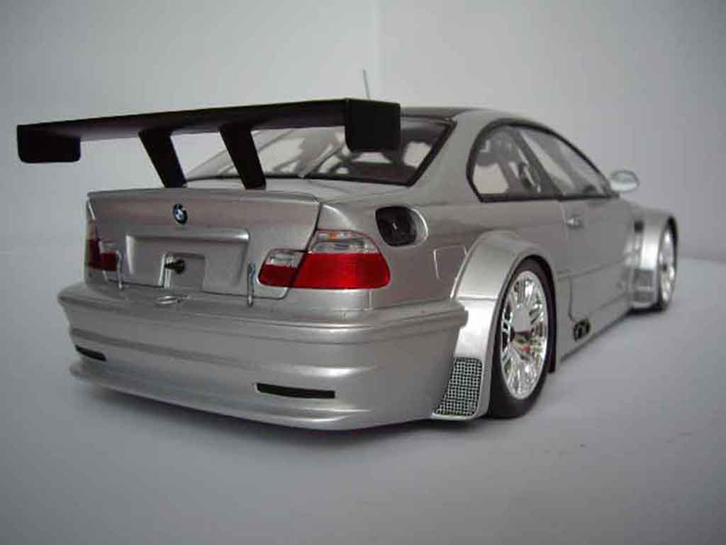 bmw m3 e46 gtr grau minichamps modellauto 1 18 kaufen. Black Bedroom Furniture Sets. Home Design Ideas