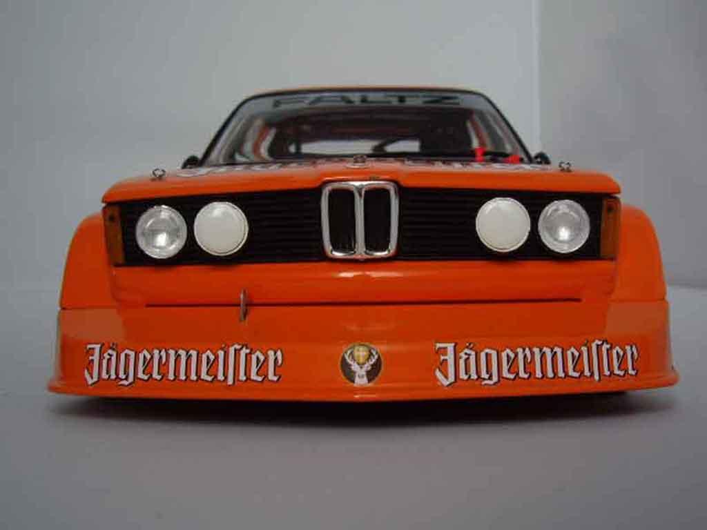 Bmw 320 E21 1/18 Minichamps i jagermeister faltz alpina hans joachim stuck 1977