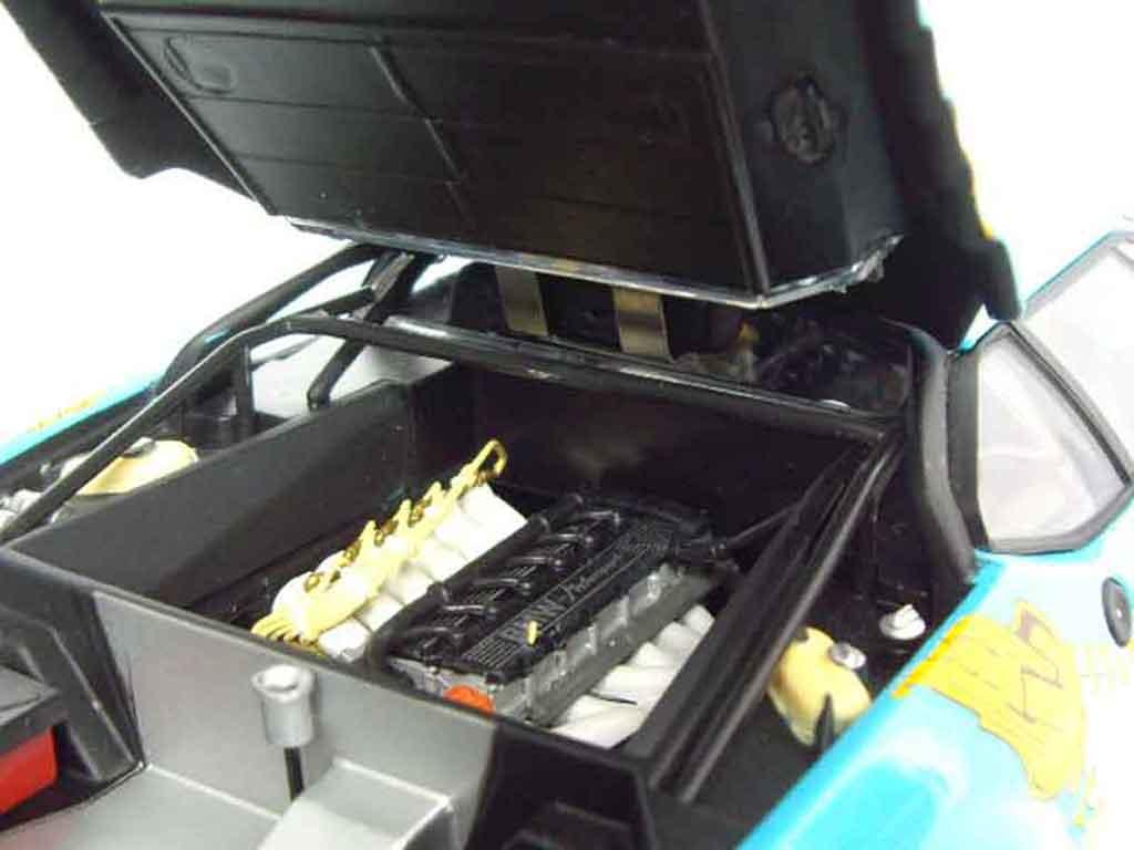 Bmw M1 1980 1/18 Minichamps procar m.surer